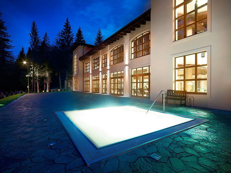 Hot Tub Hotel Sport Poiana Brasov