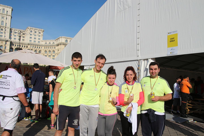 finalistii maratonului Bucuresti
