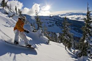 snowboarding-ul este un sport complex
