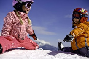 How to prepare your child for the first ski lessons
