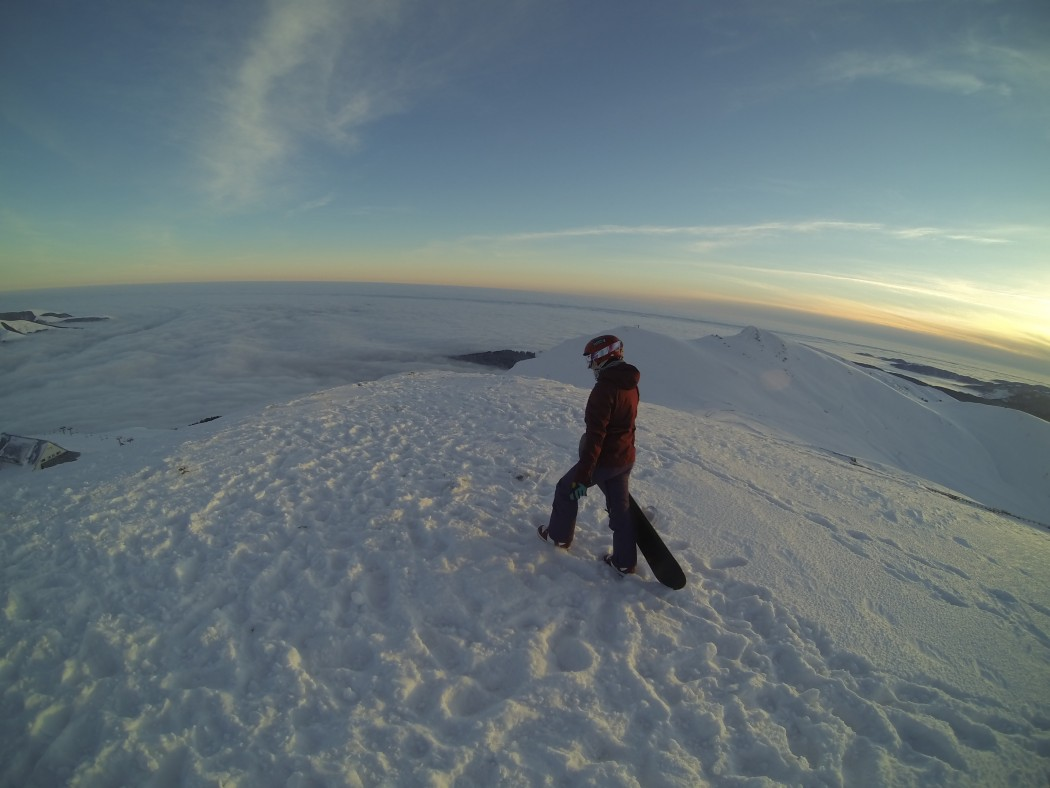 snowboarding romania