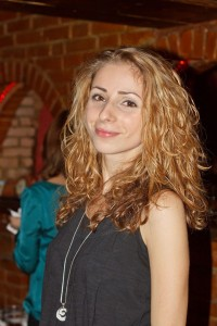Florentina Moise, Events Manager Crowne Plaza Bucharest