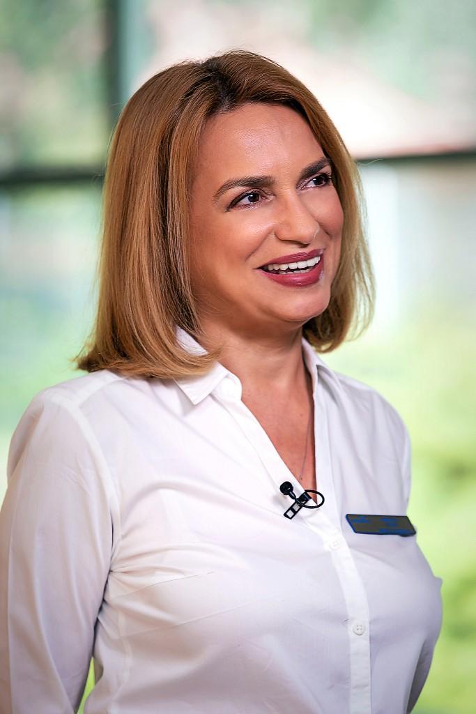 Dr. Mihaela Cucu, director medical Ana Aslan Health Spa